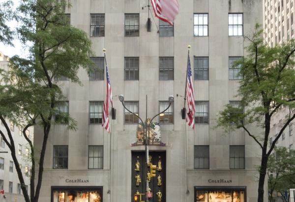 Rockerfeller Center - New York, NY