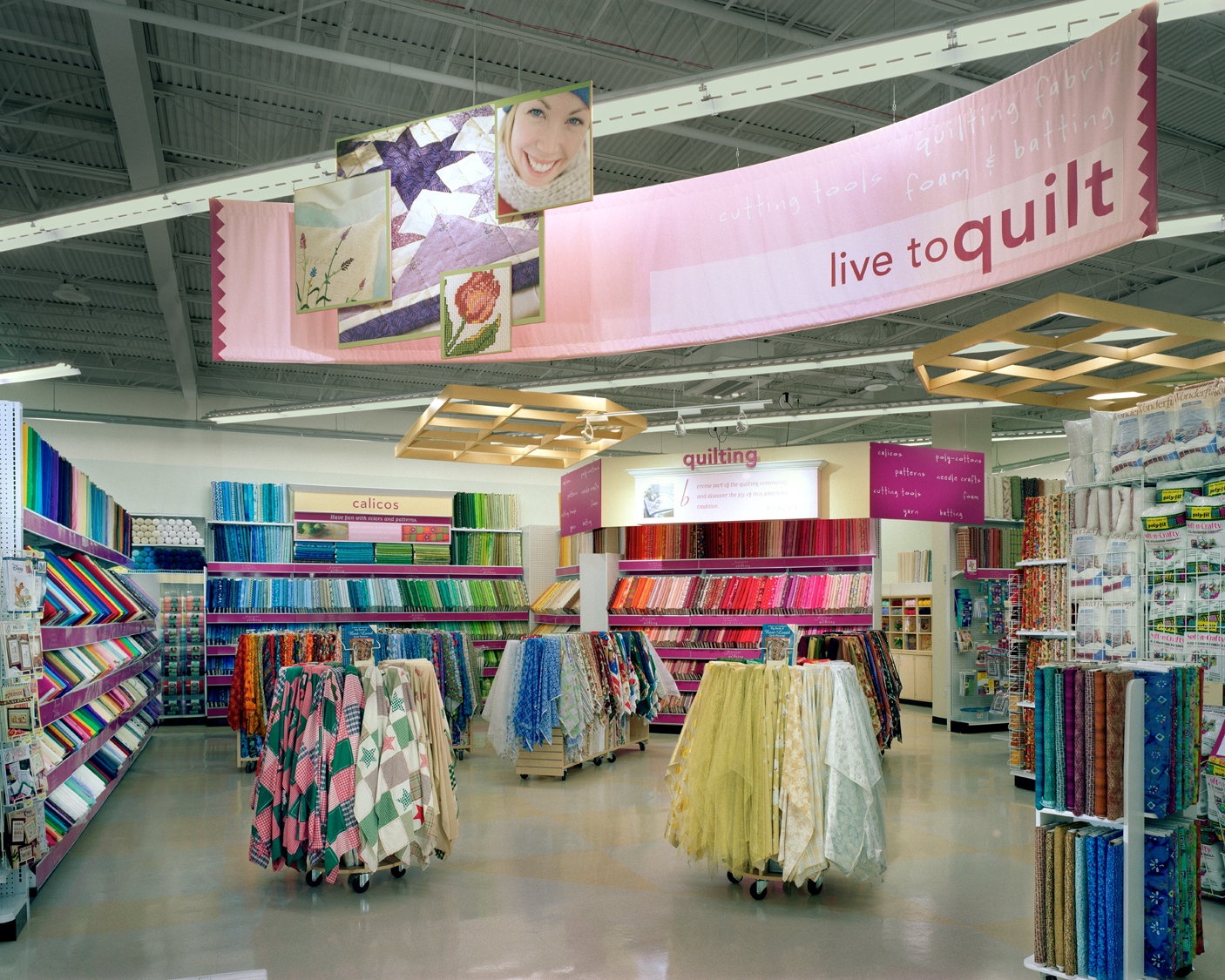 Image gallery joann fabrics store locator for Fabric sellers
