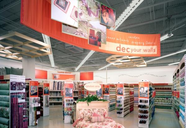 JoAnn Store; St. Petersburg, FLDesign ForumPadgett and Company Job#2303Image#04v1