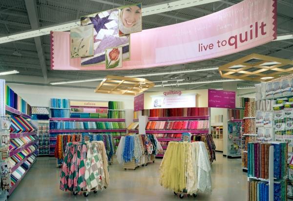 JoAnn Store; St. Petersburg, FLDesign ForumPadgett and Company Job#2303Image#03