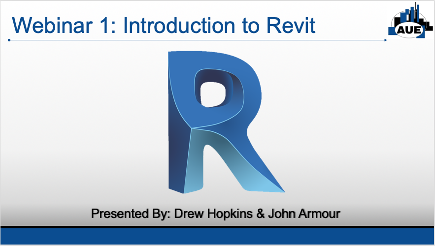 Introduction to Revit